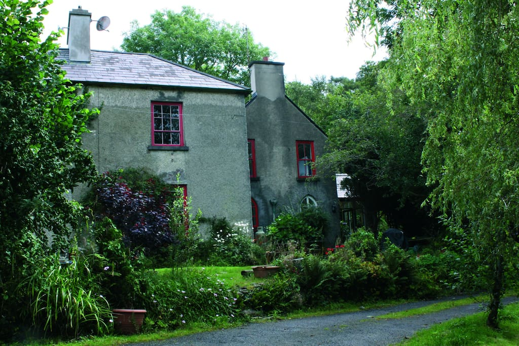 Old Rectory Retreat, the Main House