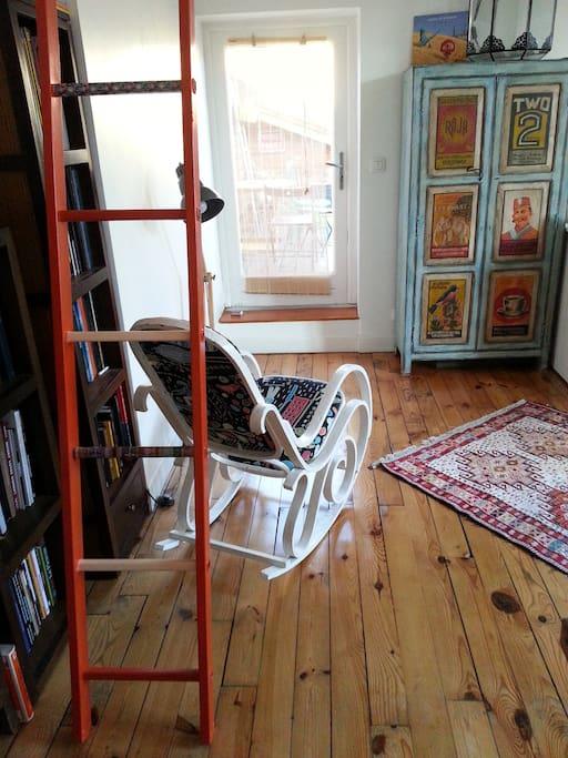 un tage sous les toits appartements louer saint tienne rh ne alpes france. Black Bedroom Furniture Sets. Home Design Ideas