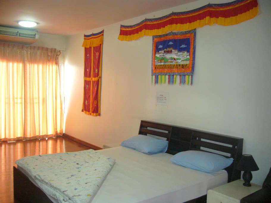 room with Potala Palace