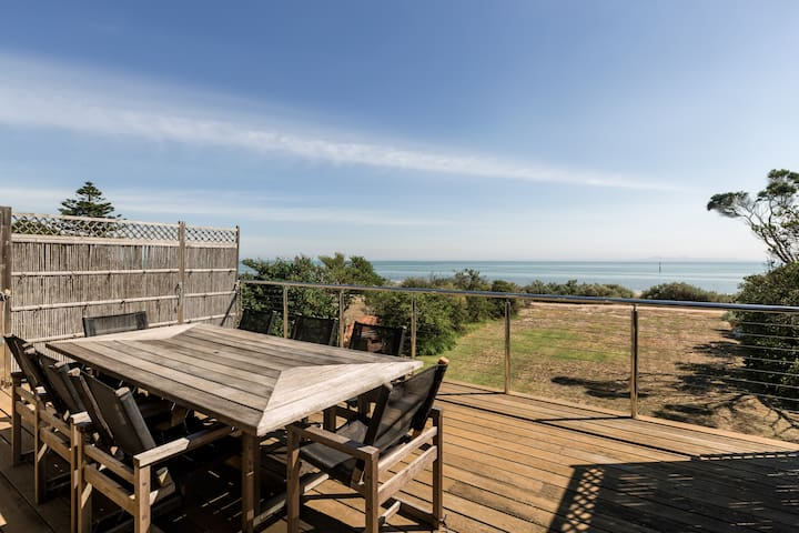 The Beach is your backyard - Portarlington