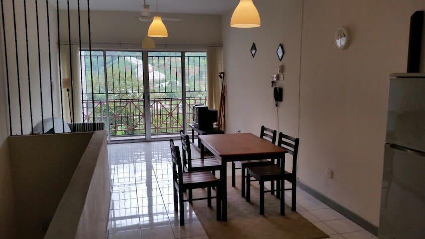 Apartment in Selesa Resorts - Bukit Tinggi,  - Appartement