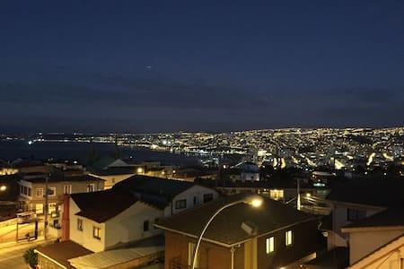 Loft cerro Alegre, ocean view - Valparaíso