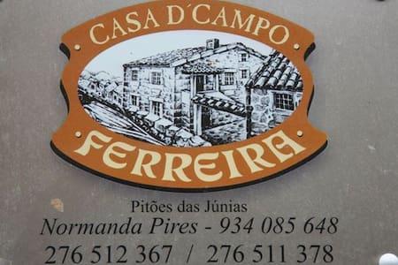 Casa Campo Ferreira - Pitões das Junias - Vila
