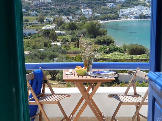 Amorgos, Two Connected Studios - Aegiali - Daire