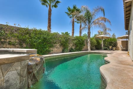 Private Pool & Spa! Sleeps 12! Coachella Weekend 2 - Indio - Maison