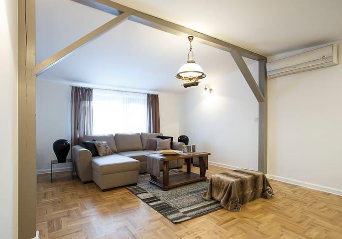 Słoneczny apartament - Lublin - Lägenhet