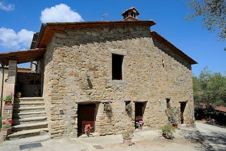 "farmhouse  "" Criket and Cicade"" - Monte Santa Maria Tiberina"
