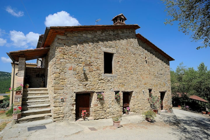 "farmhouse  "" Criket and Cicade"""
