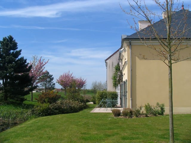Townhouse 5 mins from Disneyland - Bailly-Romainvilliers - Casa