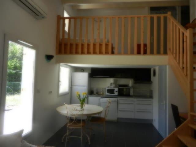 Lovely flat near Aix en Provence - Bouc-Bel-Air - Apartment