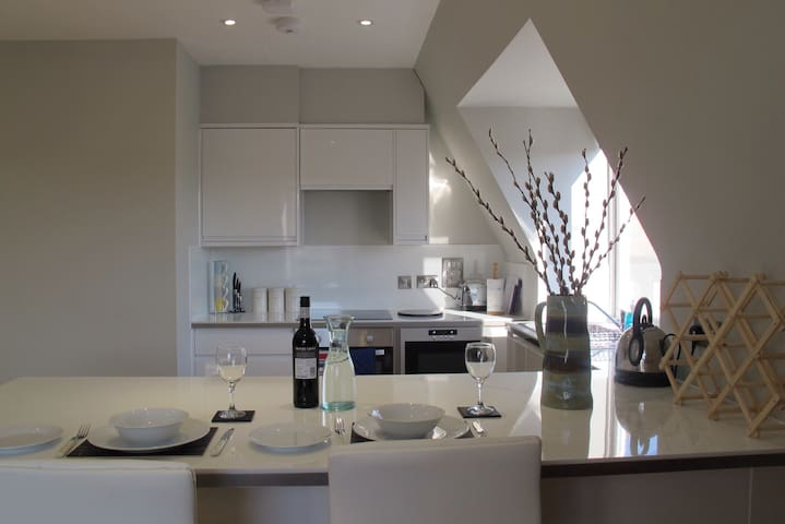 Harpenden serviced apartment - Harpenden - Flat