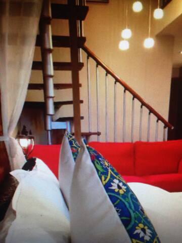 槟红榔风情loft 公寓 - 常熟市 - Apartemen