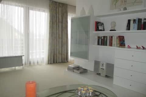 Komfortables  3-Zi.-Apartment, 66 qm, große Loggia