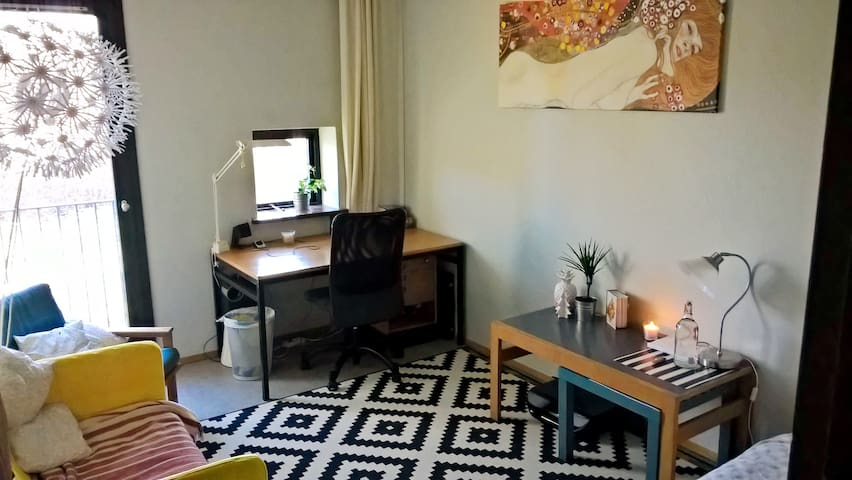 A private room in a drom - Odense M - Dorm