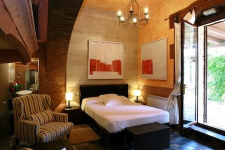 Habitación Doble Superior Hotel 4* - Ballesteros de Calatrava - Bed & Breakfast
