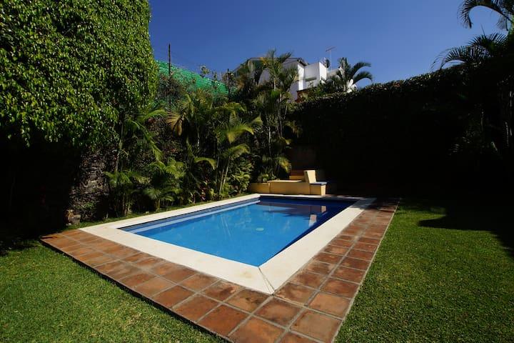 Bonito lindo y acogedor apartamento - Cuernavaca - Condominium