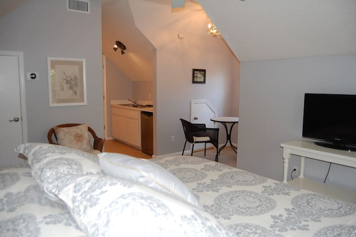 Pvt. Detached Studio Apartment - Ponte Vedra Beach - Apartemen