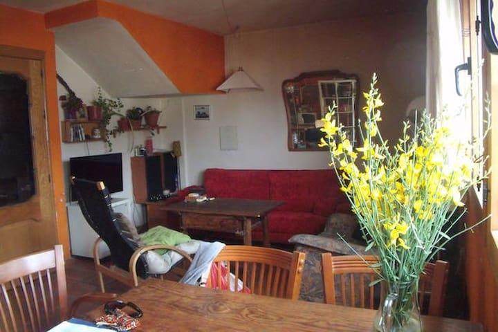 habitación albaicin alto - Granada - Flat