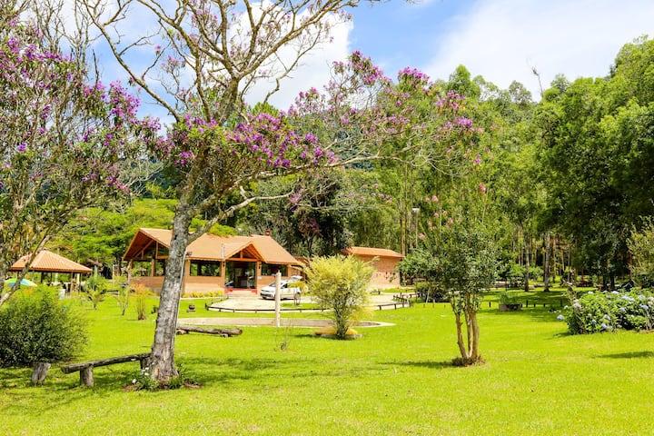 Paraíso em Lambari - MG