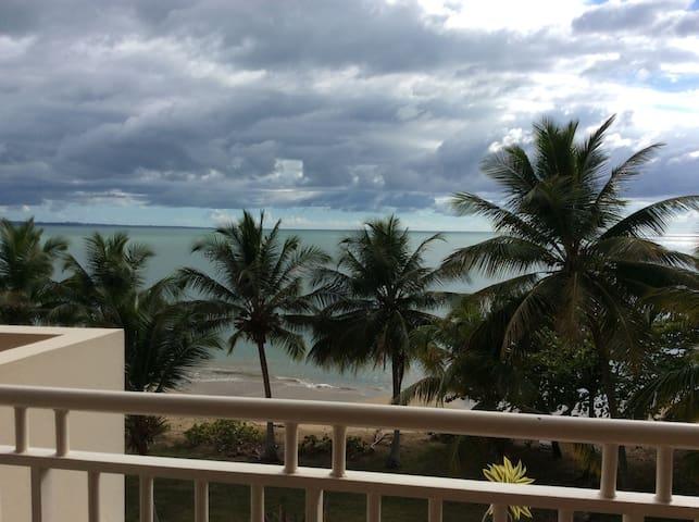 Beach front  Luxury Penthouse Anasc - Añasco - Wohnung