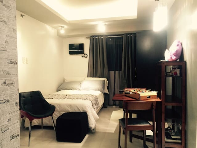 Cozy Apartment in Quezon City, NCR - Quezon City - Kondominium
