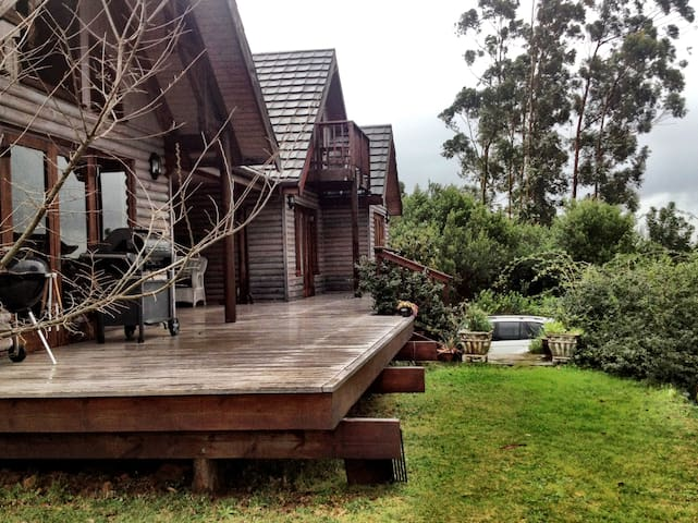Mountain River View - Knysna - Casa
