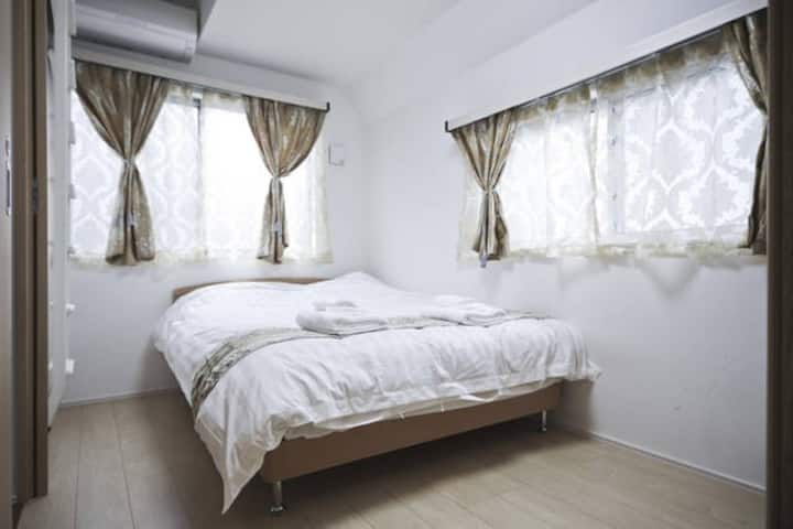 4BR - Shinjuku area, 5min from sta
