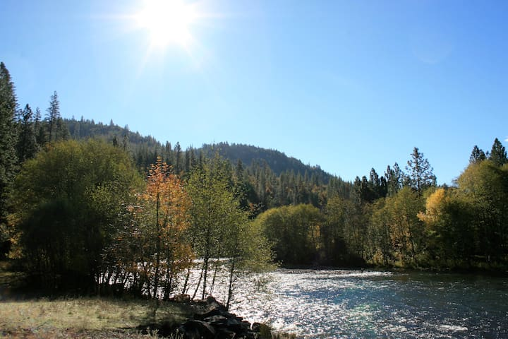 Rogue River Escape - Shady Cove - Casa