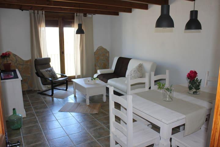 Casa de pueblo con encanto - Sant Mateu - บ้าน