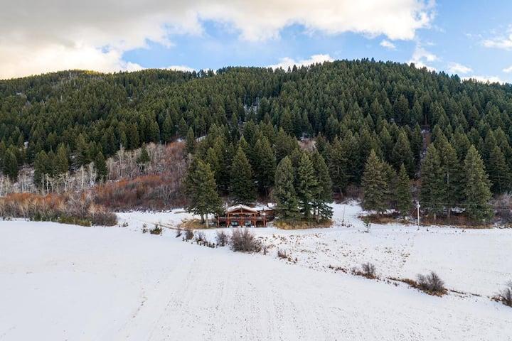 Sourdough Ranch Main House