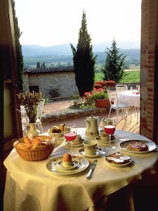 Under the Tuscan Sun - Borgo di Toiano - Sovicille - Bed & Breakfast