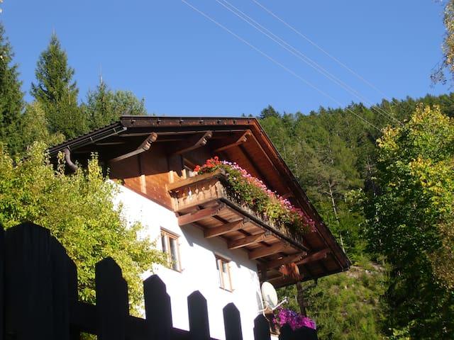 Ferienhaus Tanne - Nova Ponente - House