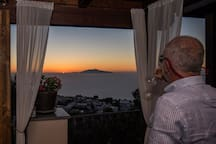 Your home on the roof - of Capri