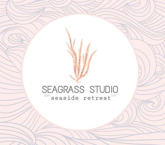Follow us on Instagram  @seagrassstudio #seagrassstudio88