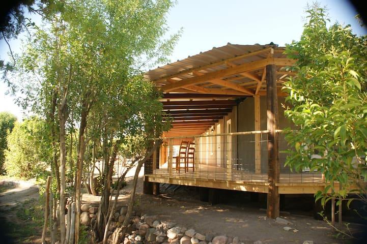 NAN Ranch Bunkhouse Acequia Cabin