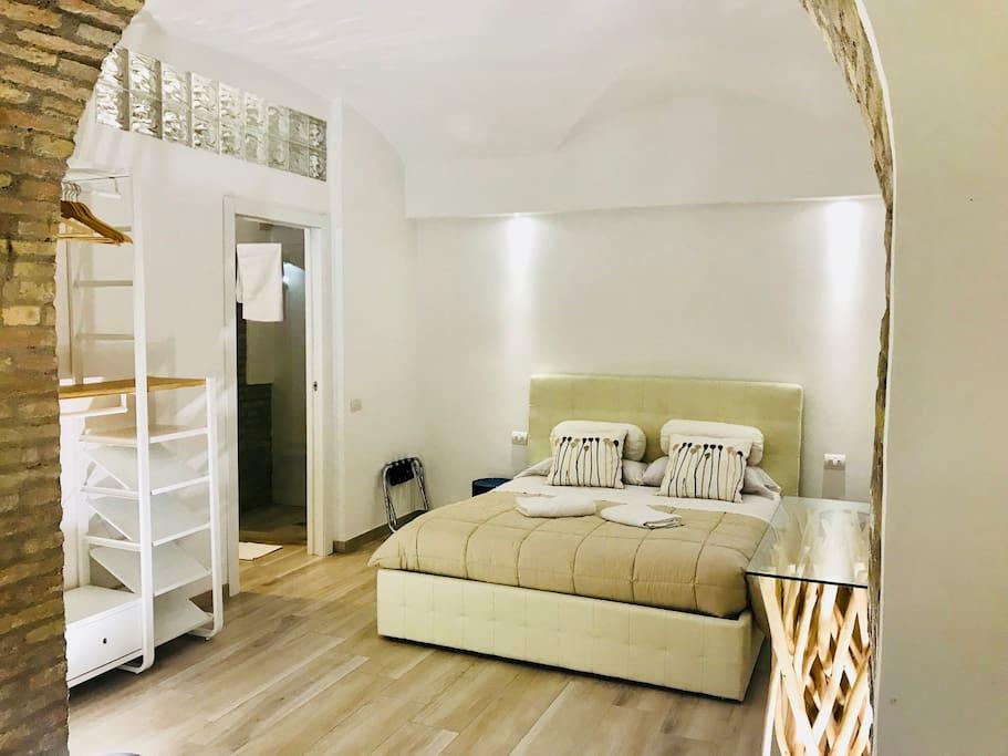 Appartamento di design al centro di roma lofts for rent for Appartamento new design roma lorenz