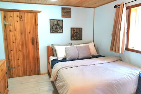 Blaeberry Guesthouse : private sauna and fire pit