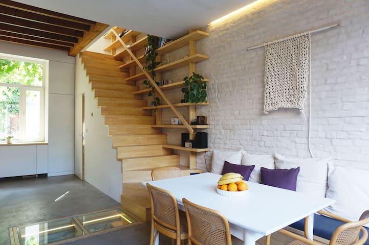 cosy architect house