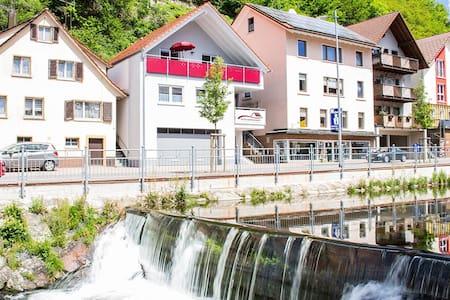 2 Neue Ferienwohnungen, ideale Lage für Ausflüge - Oppenau - Apartamento