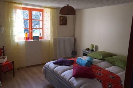 2 chambres sympa à 12km de Brantôme - Château-l'Évêque