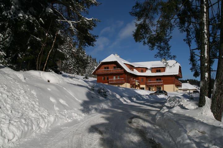 Apartmán na Zadově - Šumava - Stachy - Wohnung