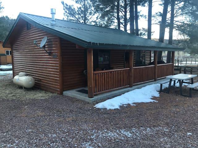 Juniper cabin