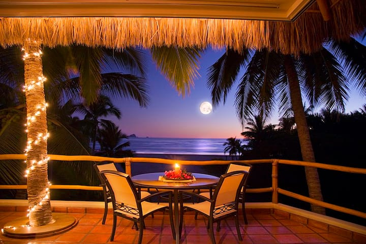 Casa Om at Boca de Iguanas