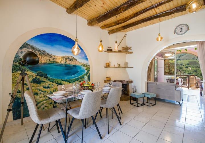 Villa Iasonas Rustique