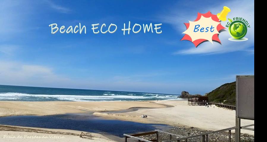 BEACH ECO HOME - Penthouse- @Praia Paredes Vitória