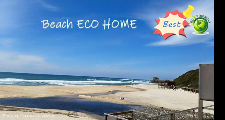 BEACH ECO HOME - Penthouse - Praia Paredes Vitoria