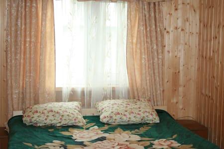 Комнаты гостиничного типа в загородном доме