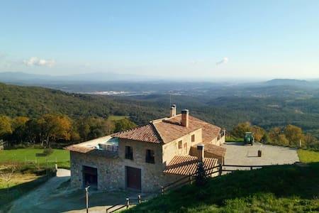 Antigua masia S. XV(Mas Estepa) - Agullana