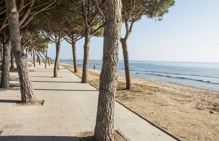 Apartment by the beach near Port Aventura! - Cambrils