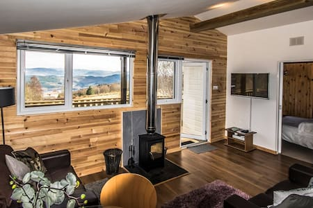 Ancarraig Lodges Self-Catering Above Loch Ness #9 - Highland